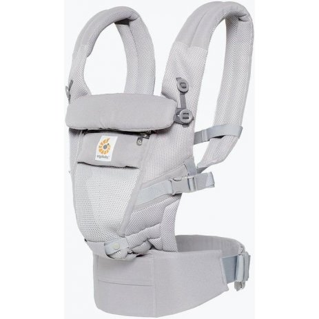 Ergobaby ADAPT COOL AIR MESH Pearl Grey