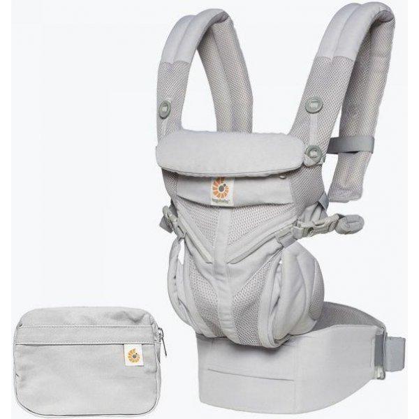Ergobaby OMNI 360 COOL AIR MESH Pearl Grey