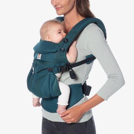 Ergobaby OMNI 360 COOL AIR MESH Evergreen