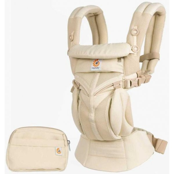 Ergobaby OMNI 360 COOL AIR MESH Natural Weave